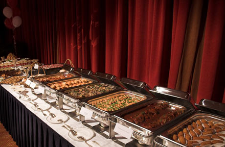 Emejing Buffet Style Wedding Reception Menu Pictures And