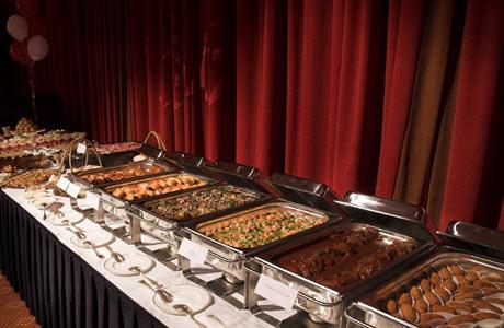 Menu For A Wedding Reception Buffet Choice Image - Wedding ...