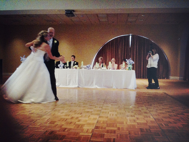 Popular Father Daughter Wedding Songs For Your DJ